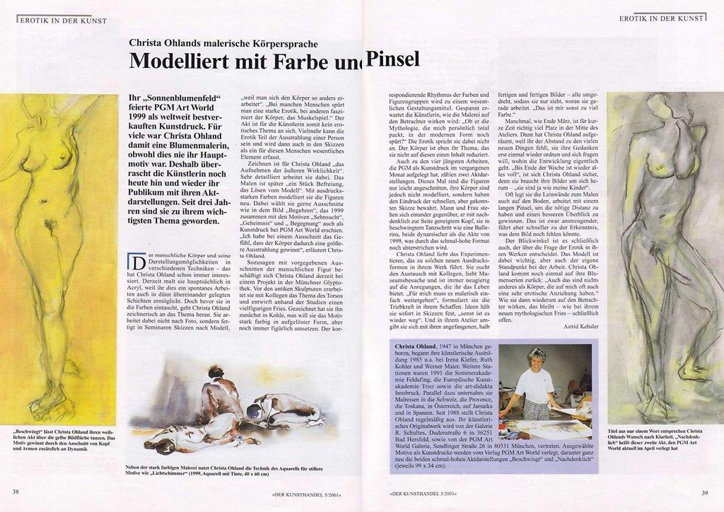 Der Kunsthandel 5/2001